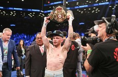 Night of the Jackal as Frampton wins WBA featherweight world title