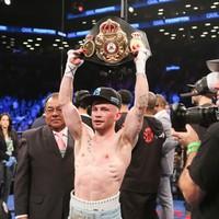 Night of the Jackal as Frampton wins WBA featherweight world title