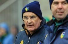 Ill health sees Moran step down as Leitrim boss