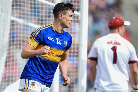 Quinlivan was one of the stars for Tipp on a famous day for the county.