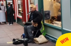 A comedian in Killarney is going viral with his song about Donald Trump