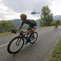Irish cyclist Nicolas Roche to leave Team Sky at the end of the season