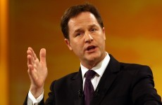 Nick Clegg's Irish visit postponed following death of Taoiseach's mother