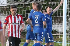 Limerick stun Derry at the Brandywell to book EA Sports Cup final place