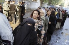 Egypt goes to the polls - amid turmoil on the streets