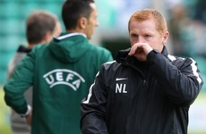 Neil Lennon handed 5 match ban by Uefa for 'acts of violence against the referee'