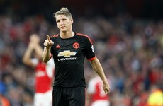 Schweinsteiger linked with Bayern return as he's banished to the reserves by Mourinho