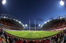We've been expecting you... Thomond Park to host Rugby League World Cup showdown
