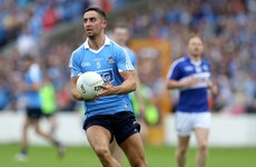 'He took it on the chin and he applied himself to get back' - McCarthy return for Dublin