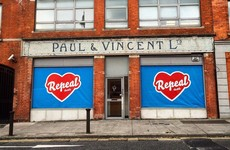A new Repeal mural has just appeared in Dublin 7