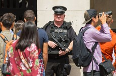 Additional armed police deployed in London after recent terrorist attacks