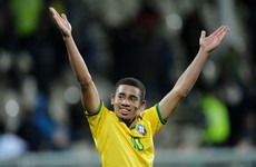 Man City beat Europe's top clubs to sign €32m Brazilian striker Gabriel Jesus