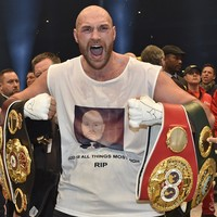 Tyson Fury to face drugs charge after UK Anti-Doping reveal he was suspended in June