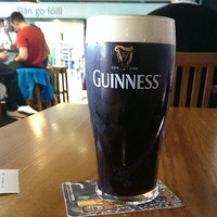 Having a pint in the airport before you go on holiday is an essential Irish tradition