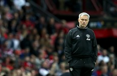 Mourinho annoyed by Manchester United's 'really bad' pre-season