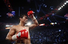 Manny Pacquiao coming out of retirement to fight WBO champion - manager