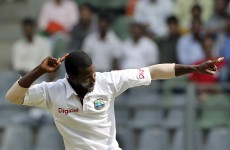 WATCH: India vs West Indies test finishes in a historic scores-tied draw
