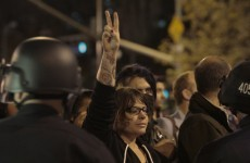 Protesters defy deadline at Occupy LA