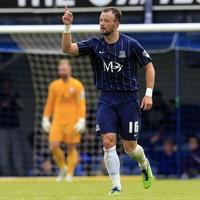 Portsmouth add former Ireland international striker to their growing Irish contingent