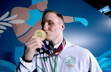 Irish Olympic boxer Michael O'Reilly has failed a doping test