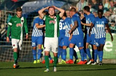 Here are the goals that knocked Cork City out of Europe