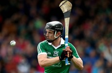 Cruciate blow for Limerick hurling forward after injury suffered in club football game