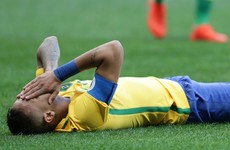 Neymar fails to spark Brazil in South Africa stalemate