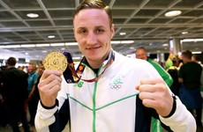 'It's a chance of a lifetime for them': Shock at Irish boxer's failed drug test