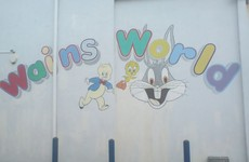 Anyone from Donegal will appreciate the name of this children's play area in Buncrana