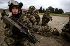 A big recruitment drive in the Irish Defence Forces has already closed