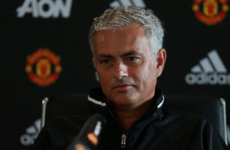 Mourinho admits he's struggling to change Man United players' mindset post LVG