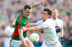 Diarmuid O'Connor back for Mayo's clash with Tyrone