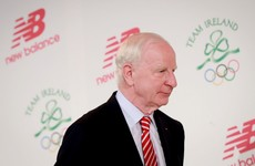 Pat Hickey tips John Delaney to become new OCI chief in 2020