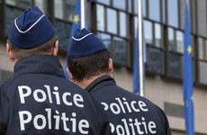 "Belgian police officers attacked by machete-wielding man shouting ""Allahu Akbar"""