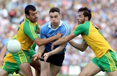 As it happened: Dublin v Donegal, All-Ireland football championship quarter-final