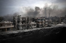 Syrian rebels say they have broken the siege of Aleppo
