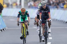 Dan Martin equals Ireland's best-ever result in gruelling Olympic road race