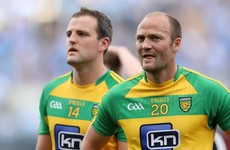 Donegal's record appearance and scoring holder McFadden announces retirement