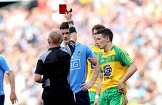 'To get two men sent off like that, a lot of what happened in the game was very predictable'