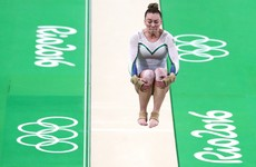 History-making gymnast Ellis O'Reilly fails to advance but plenty of reasons to be proud