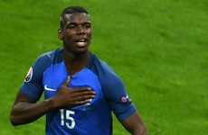 Mourinho: Pogba and Manchester United are a perfect fit