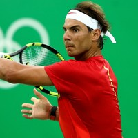 Nadal admits he wouldn't be competing if he wasn't at the Olympics