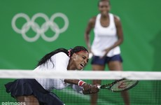 First big shock of Rio Olympics as Williams sisters crash out