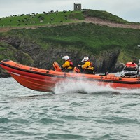15 people had to be rescued in multiple incidents at sea yesterday