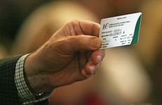 Technical issue stopping people applying for medical cards
