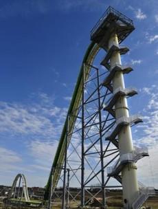 10-year-old boy dies on world's tallest water slide