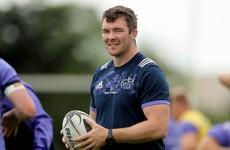 Erasmus confirms O'Mahony will continue as Munster captain
