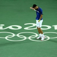 Tearful Djokovic struggling to deal with Olympic exit