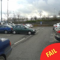 11 of the most atrocious parking jobs ever seen in Ireland