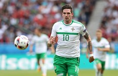 Northern Ireland's Kyle Lafferty hit with FA fine for betting offence